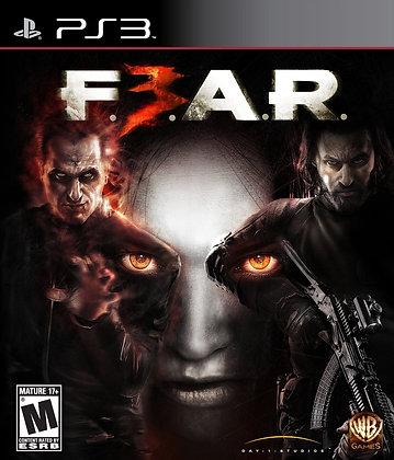 F.E.A.R. 3. PS3