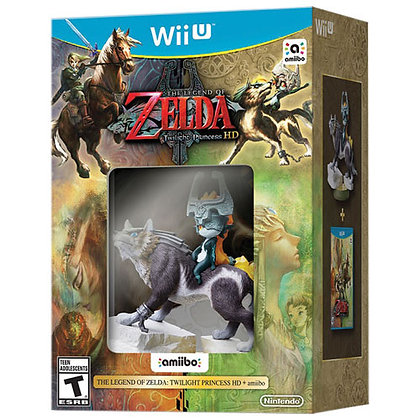 The Legend of Zelda Twilight Princess HD. Wii U