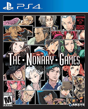 THE NONARY GAMES. PS4