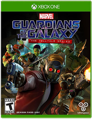 GUARDIANS OF THE GALAXY. XBOX ONE