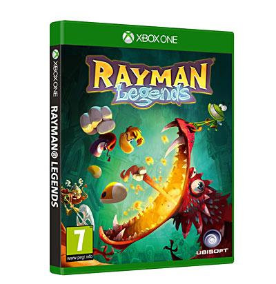 RAYMAND LEGENDS Xbox one