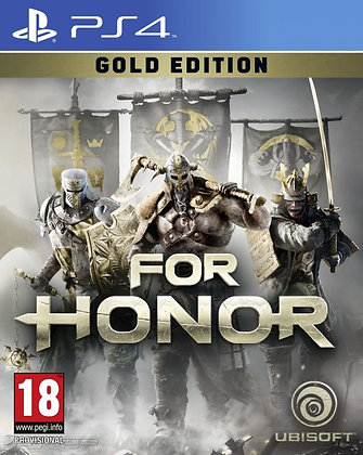 FOR HONOR. PS4