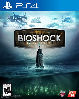 BIOSHOCK. THE COLLECTION. PS4