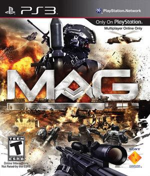 MAG. PS3
