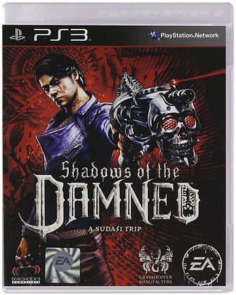 Shadows of the Damned. PS3