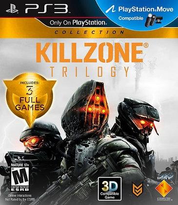 Killzone Trilogy. PS3