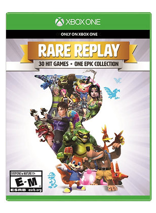 Rare Replay. XBOX ONE