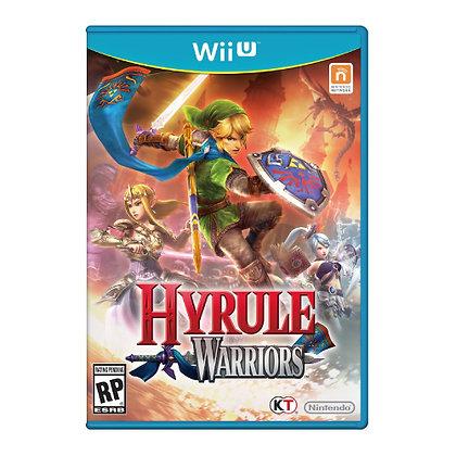 ZELDA HYRULE WARRIORS. Wii U