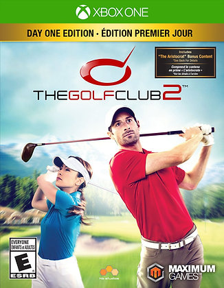 THE GOLF CLUB 2 XBOX ONE
