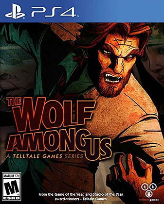 The Wolf Among Us. PS4