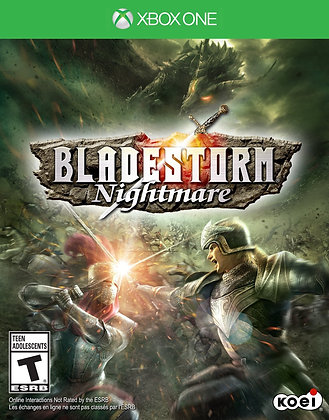 Bladestorm Nightmare. Xbox One