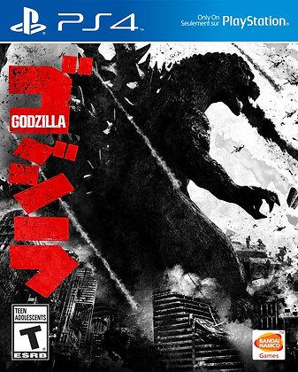 Godzilla. PS4