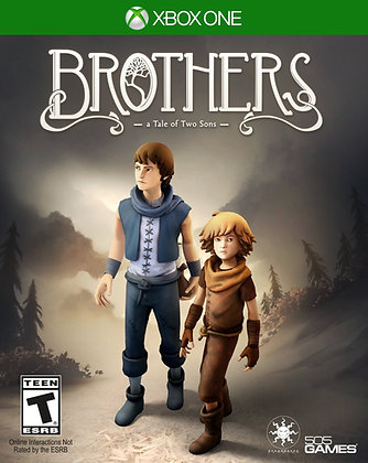 Brothers A Tale of Two Sons. Xbox One