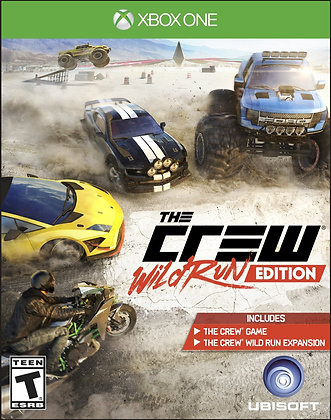 The Crew Wild Run. Xbox One