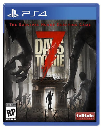 7 Days to Die. Ps4