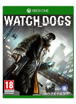 Watch Dogs. Xbox One