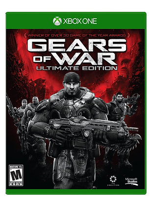 Gears of War Ultimate Edition. Xbox One