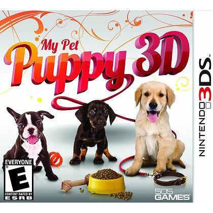 MY PET PUPPY 3DS