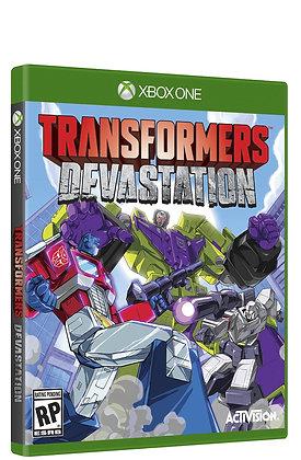 Transformers Devastation. Xbox One