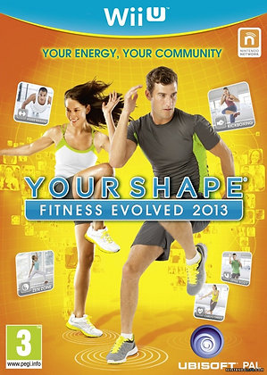 Your Shape: Fitness Evolved WII U