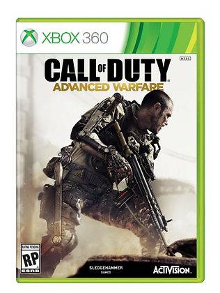 Call Of Duty Advance Warfare. Xbox 360 Day Zero Ed