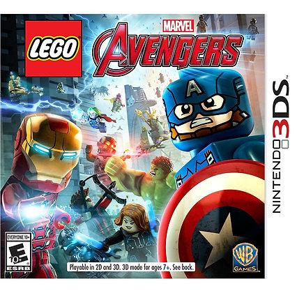 LEGO Marvel Vengadores. 3DS