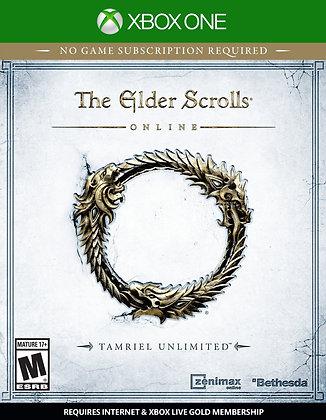 The Elder Scrolls Online Tamriel Unlimt. Xbox One