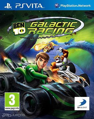 BEN 10 GALACTIC RACING PSV