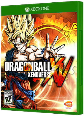 Dragon Ball Xenoverse. Xbox One