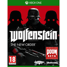 WOLFESTEIN THE NEW ORDER. Xbox One