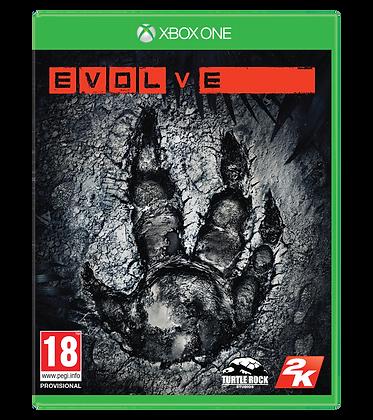 Evolve. Xbox One