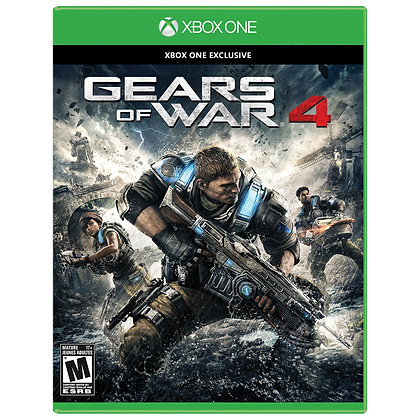 GEARS OF WAR 4.XBOX ONE