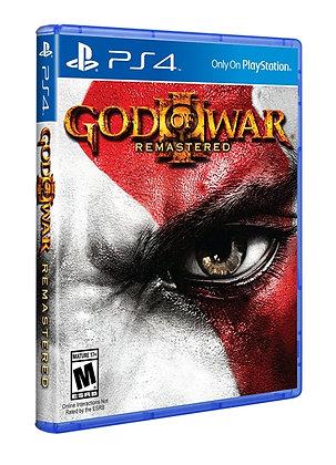 GOD of WAR Remasterizado. PS4