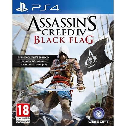 ASSASSINS CREED IV BLACK FLAG. PS4