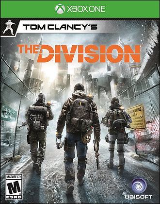 THE DIVISION. Xbox one.