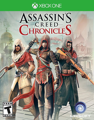Assassin's Creed Chronicles Xbox One.