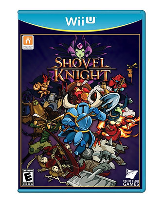 Shovel Knight. Wii U