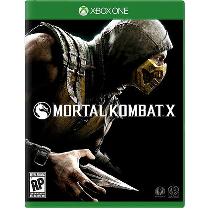 Mortal Kombat X Xbox One.