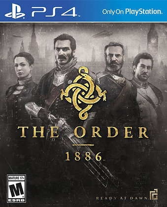 The Order 1886. PS4