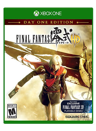 Final Fantasy Type-0 HD. Xbox One