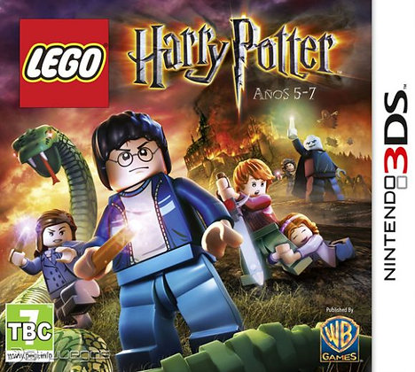 LEGO HARRY POTTER 5-7 3DS