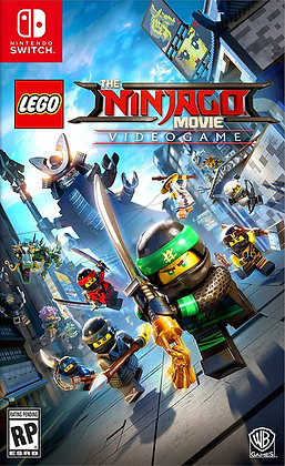 LEGO Ninjago Película Switch