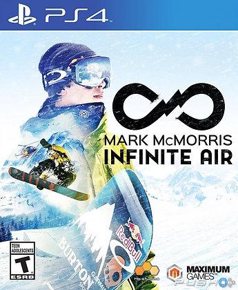 MARK MCMORRIS INFINITE AIR. PS4