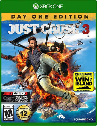 Just Cause 3. Xbox One