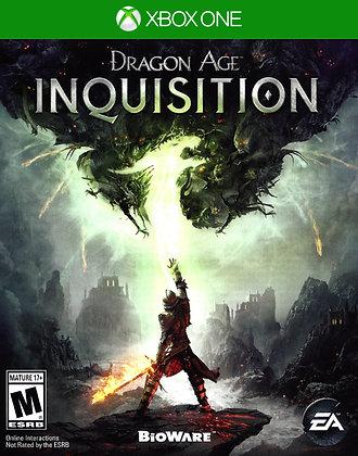 DRAGON AGE. INQUISITION. XBOX ONE