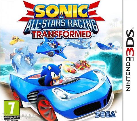 SONIC ALLSTAR RACING 3DS