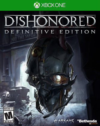 DISHONORED. Definitive Edition. XBOX ONE