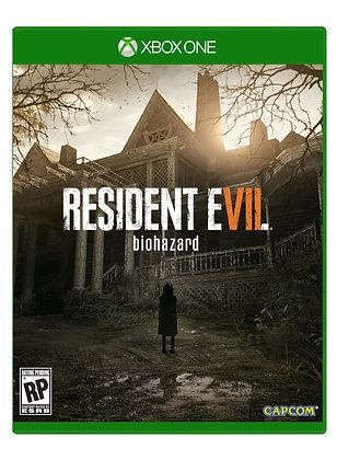 Resident Evil 7. Bioharzard. Xbox One