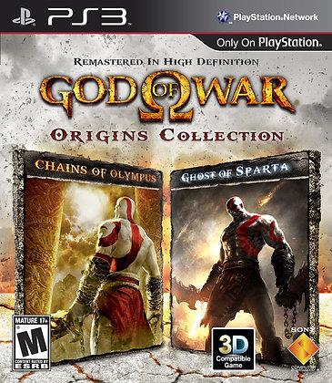 God of War Origins Collection. PS3