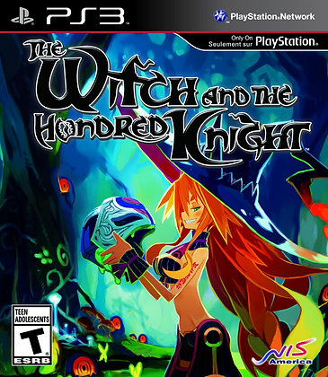 The Witch and the Hundred Knight. PS3